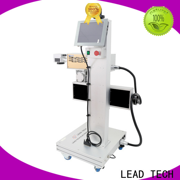 LEAD TECH laser logo easy-operated for household paper printing