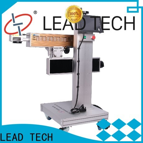 LEAD TECH color laser marking company for food industry printing