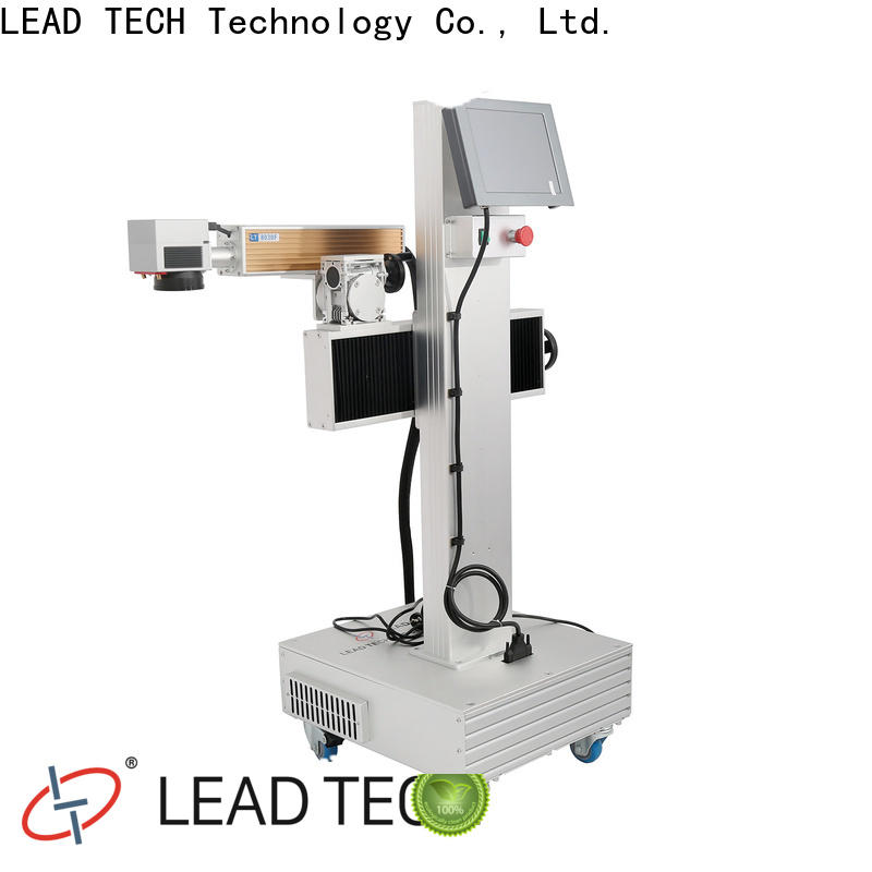 Latest laser machine for sale easy-operated for building materials printing