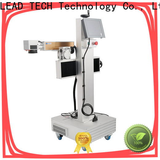 Latest yag laser marking machine high-performance for building materials printing