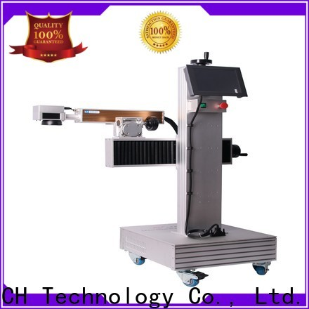 dustproof low cost laser marking system fast-speed for auto parts printing