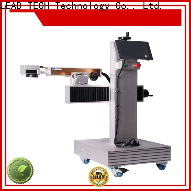 dustproof laser marking machine for sale factory for building materials printing