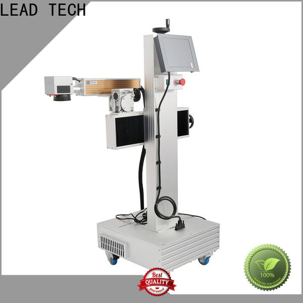 LEAD TECH Wholesale laser marking machine price in india Suppliers for auto parts printing