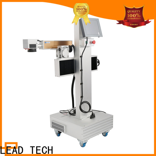 LEAD TECH metal marking machine manufacturers Supply for drugs industry printing