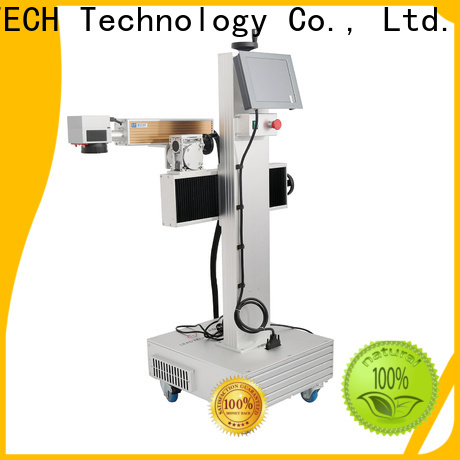 Custom laser batch coding machine promotional for household paper printing