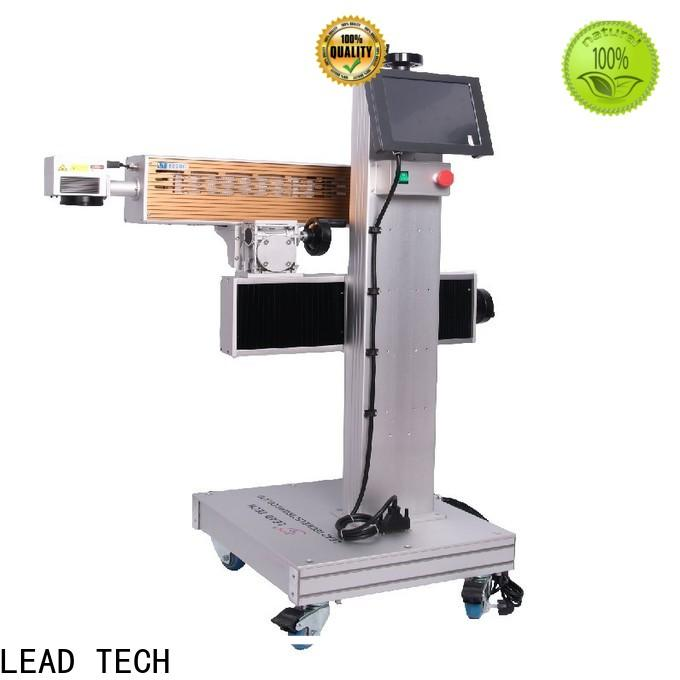 LEAD TECH wisely laser high-performance for food industry printing
