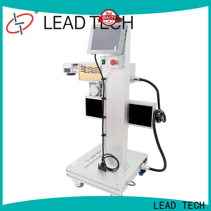 LEAD TECH Best industrial marking systems manufacturers for food industry printing