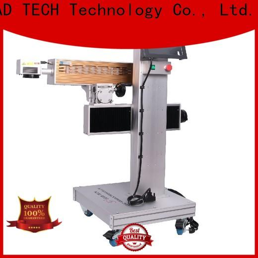 LEAD TECH Wholesale part marking machine easy-operated for tobacco industry printing