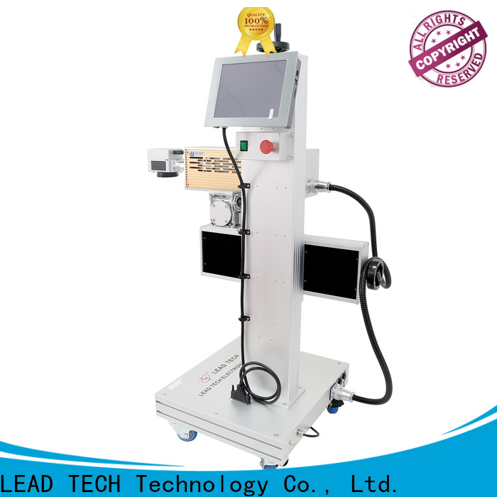 LEAD TECH laser etching equipment for sale company for auto parts printing