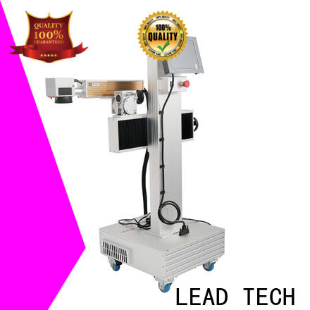 LEAD TECH laser marking aluminium company for building materials printing