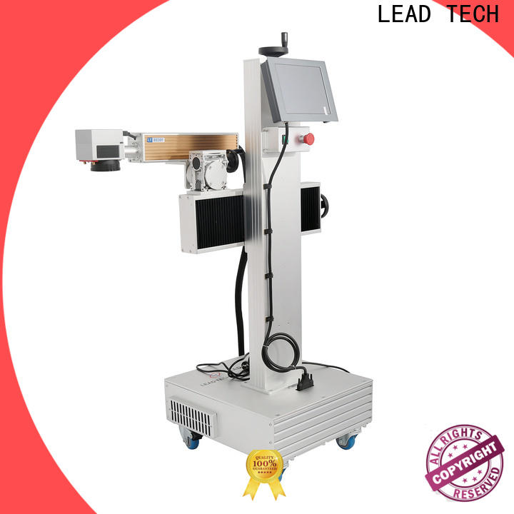 water cooling structure metal laser machine fast-speed for drugs industry printing