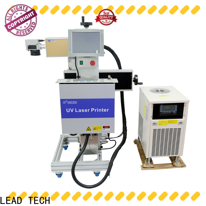 aluminum structure buy laser marking machine Supply for auto parts printing