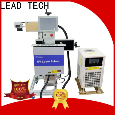 LEAD TECH price marking machine company for drugs industry printing