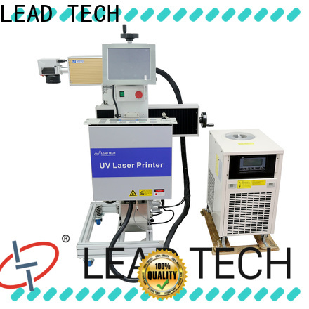 LEAD TECH Top laser printing machine manufacturers for food industry printing