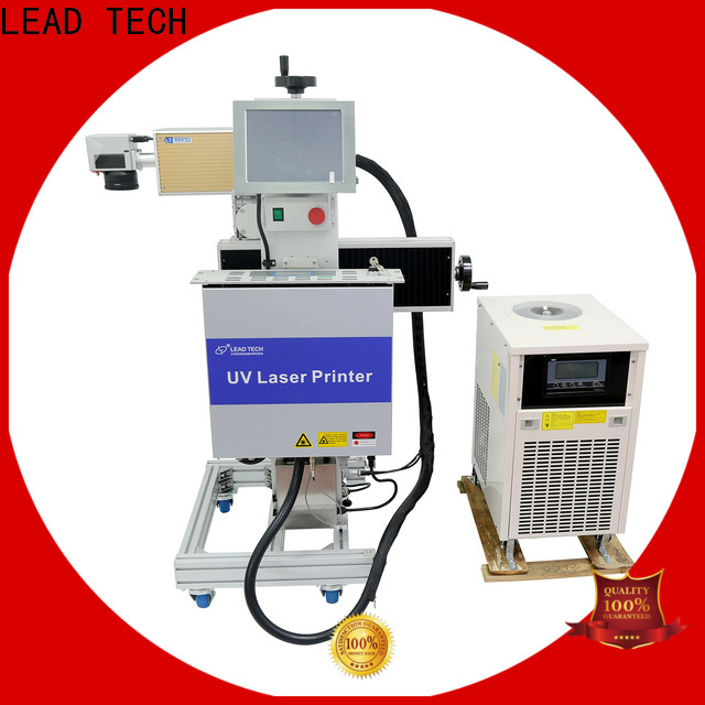 LEAD TECH New laser branding machine high-performance for building materials printing