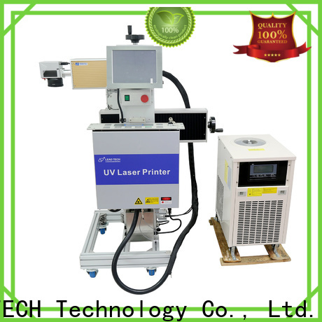 LEAD TECH leather etching machine factory for daily chemical industry printing