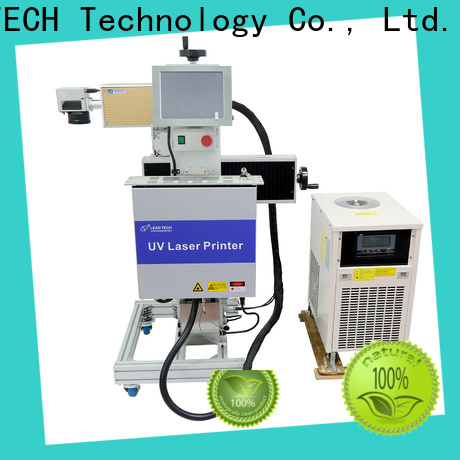 LEAD TECH laser marking services manufacturers for tobacco industry printing