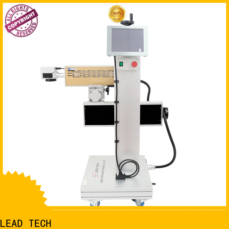 LEAD TECH marker laser fast-speed for pipe printing