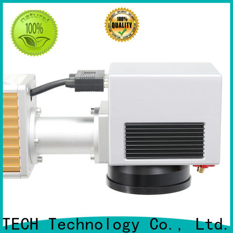 LEAD TECH co2 laser marking promotional for tobacco industry printing