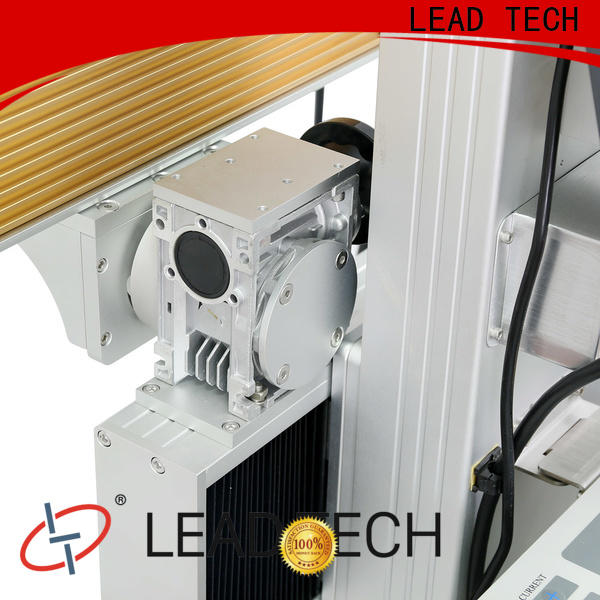 LEAD TECH color laser etching promotional for household paper printing