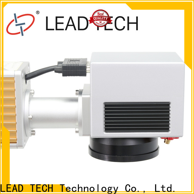 LEAD TECH glass laser etching equipment Suppliers for tobacco industry printing