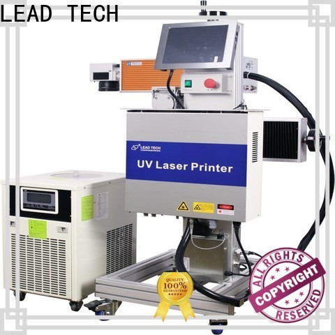 LEAD TECH laser router machine factory for daily chemical industry printing