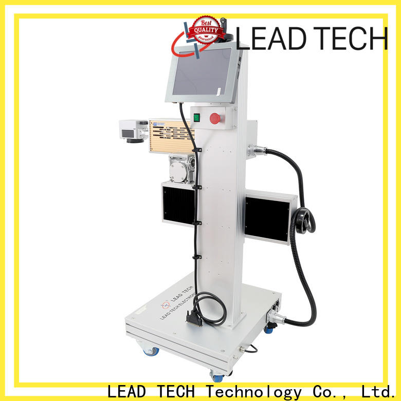 LEAD TECH laser marking technologies for business for drugs industry printing