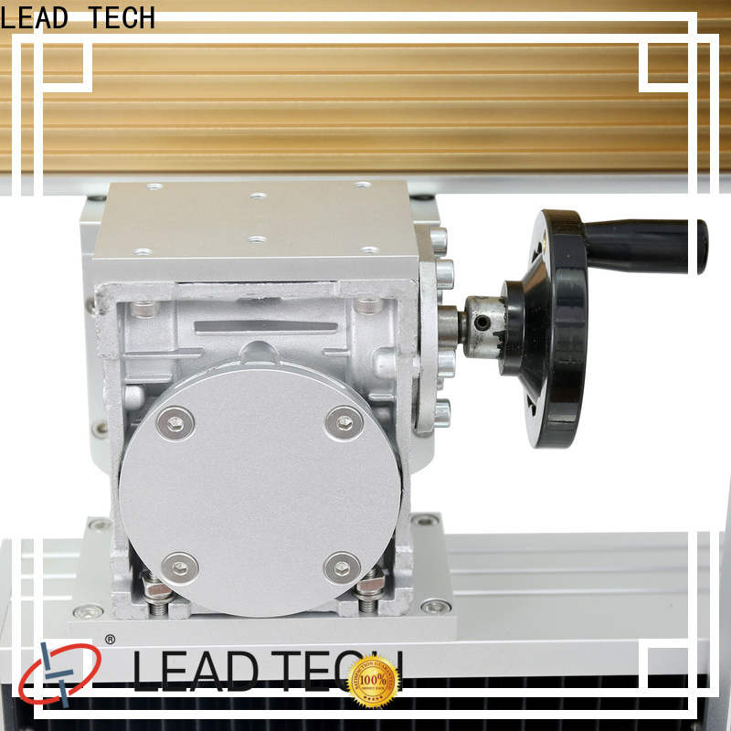 LEAD TECH Best buy laser machine for business for pipe printing