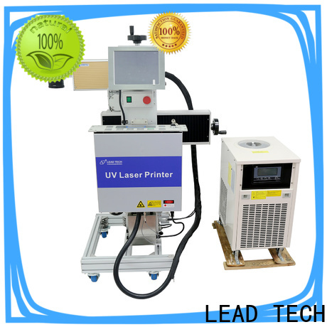 LEAD TECH New 3d laser marking machine high-performance for building materials printing