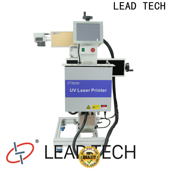 LEAD TECH 3d laser marking company for auto parts printing