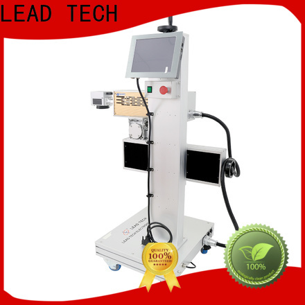 LEAD TECH New laser marker for sale factory for daily chemical industry printing