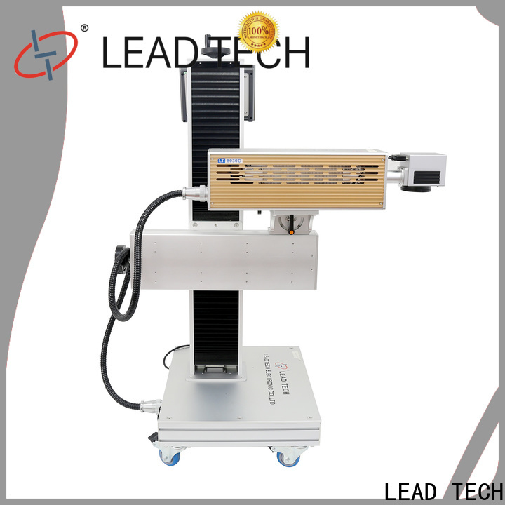 LEAD TECH Wholesale 3d laser marking machine Suppliers for daily chemical industry printing