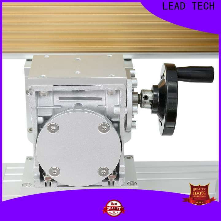 LEAD TECH commercial batch coding machine high-performance for beverage industry printing