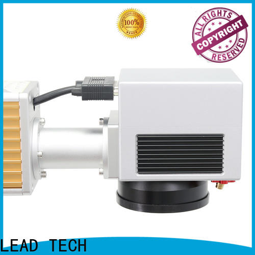 LEAD TECH fiber laser machine manufacturers factory for tobacco industry printing