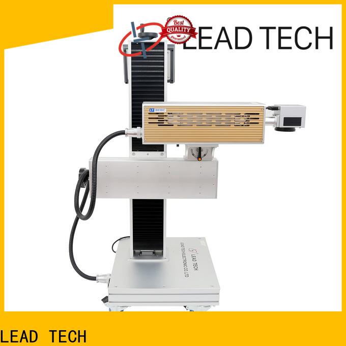 dustproof laser marking technologies fast-speed for food industry printing
