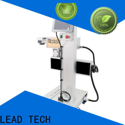 LEAD TECH laser etched acrylic fast-speed for auto parts printing