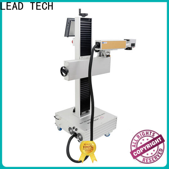 aluminum structure laser marking machine price in india factory for building materials printing