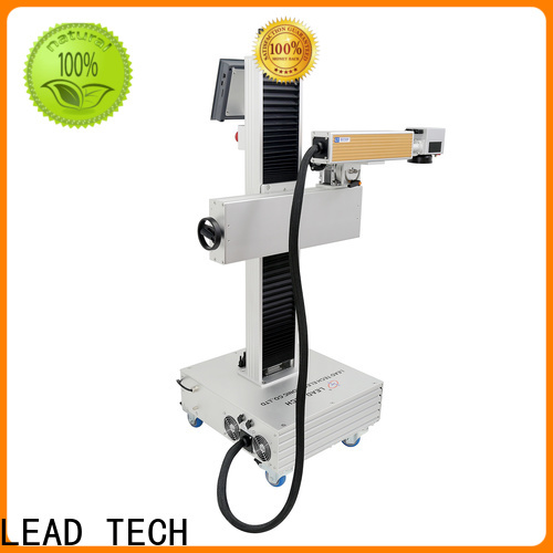 LEAD TECH New glass laser etching machine price Suppliers for beverage industry printing