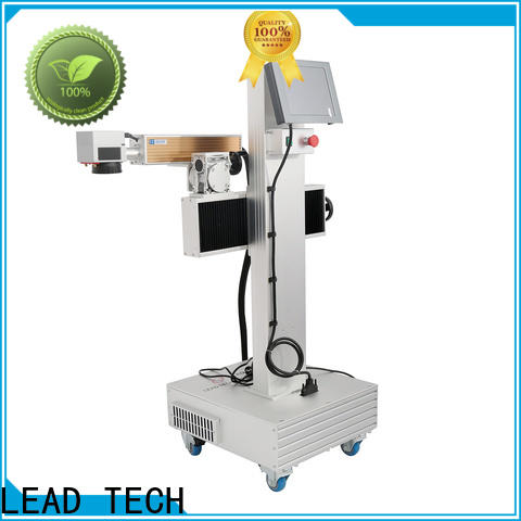 LEAD TECH laser writing machine manufacturers for tobacco industry printing