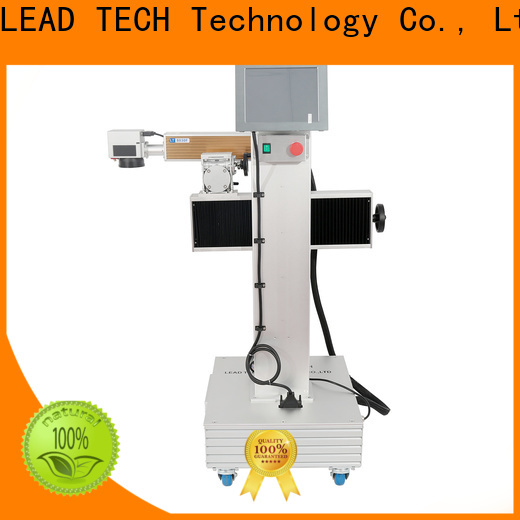 LEAD TECH Wholesale laser marking material fast-speed for building materials printing
