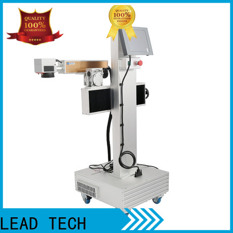 LEAD TECH aluminum structure 3d laser machine for sale Suppliers for tobacco industry printing