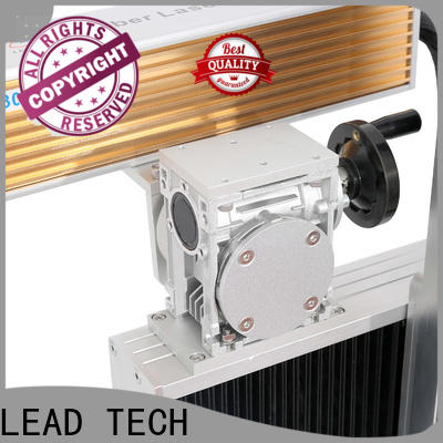 LEAD TECH buy laser machine Suppliers for tobacco industry printing