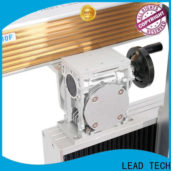 LEAD TECH jet laser printer factory for tobacco industry printing
