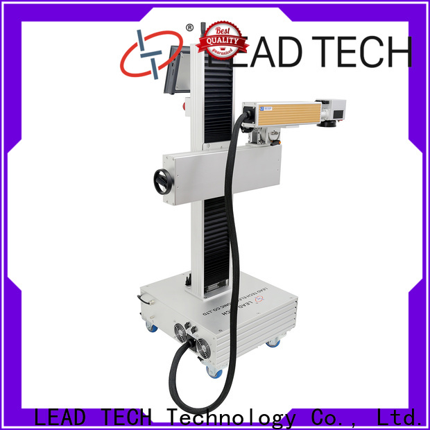 LEAD TECH batch coding machine for business for drugs industry printing