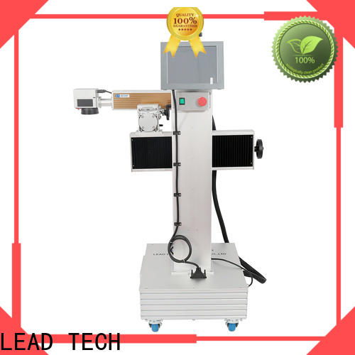 LEAD TECH New laser ingraver fast-speed for tobacco industry printing