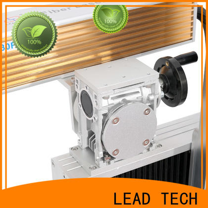 Custom glass laser etching equipment factory for beverage industry printing