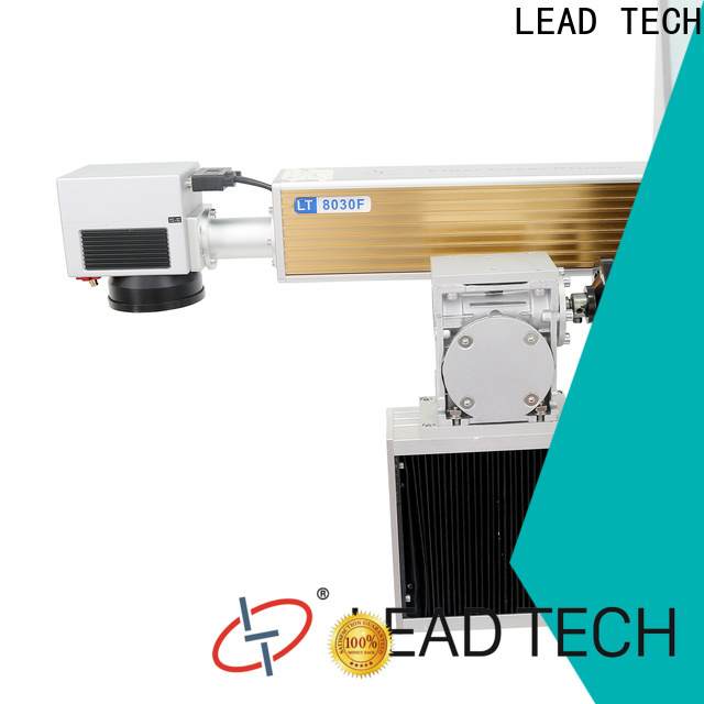 LEAD TECH Best part marking machine easy-operated for household paper printing