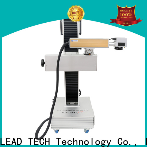 comprehensive co2 laser marking machine price factory for pipe printing