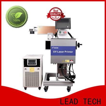 LEAD TECH Top electrox laser for business for beverage industry printing