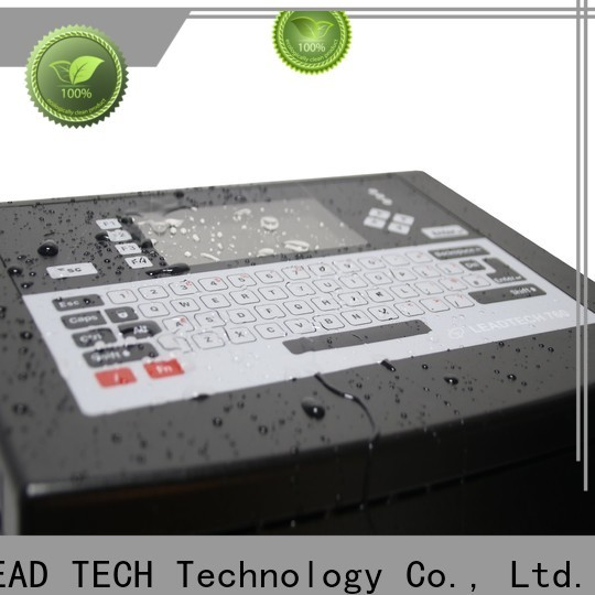 LEAD TECH inkjet printer adalah factory for pipe printing